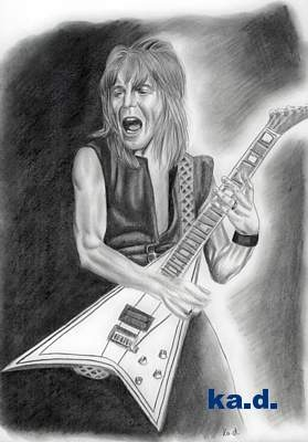 Randy Rhoads by ka.d.